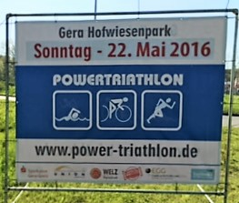 Powertriathlon-Gera